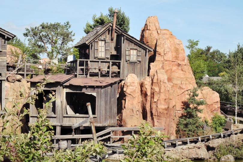Disneyland – Thunder Mesa