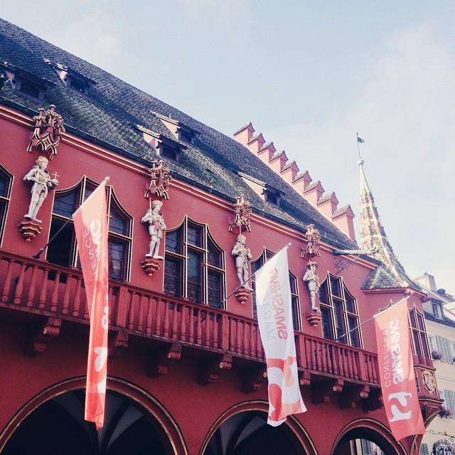 Smashing Conference 2014, Freiburg