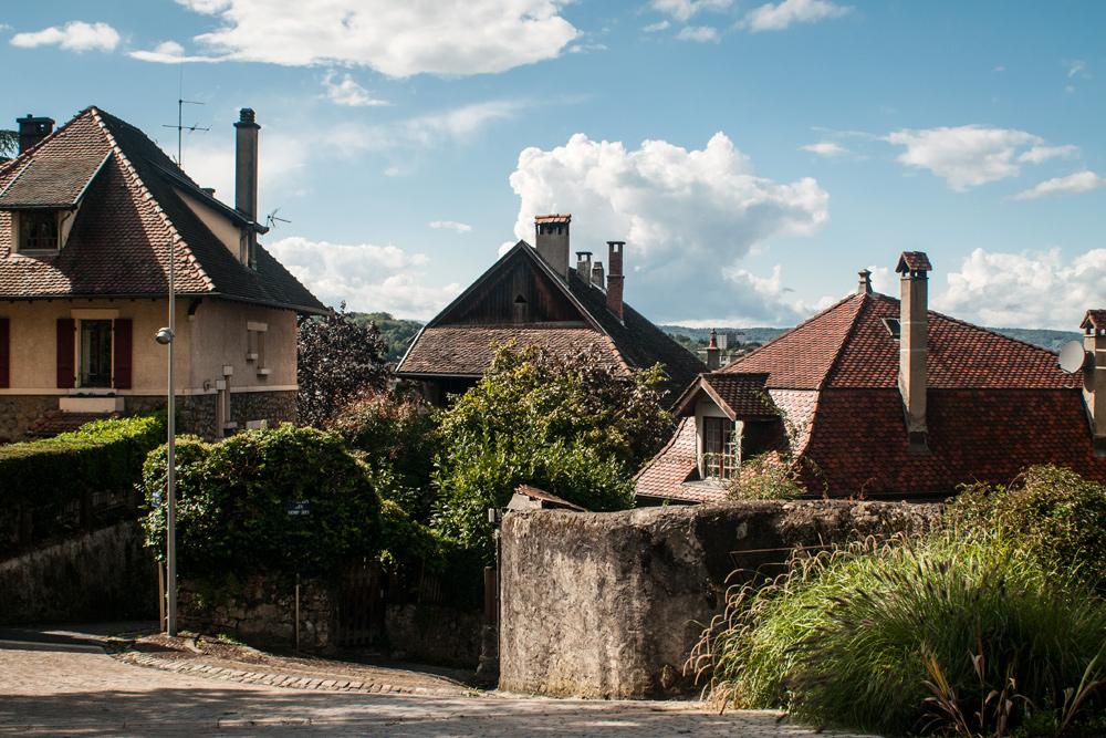 Annecy –Place du Château