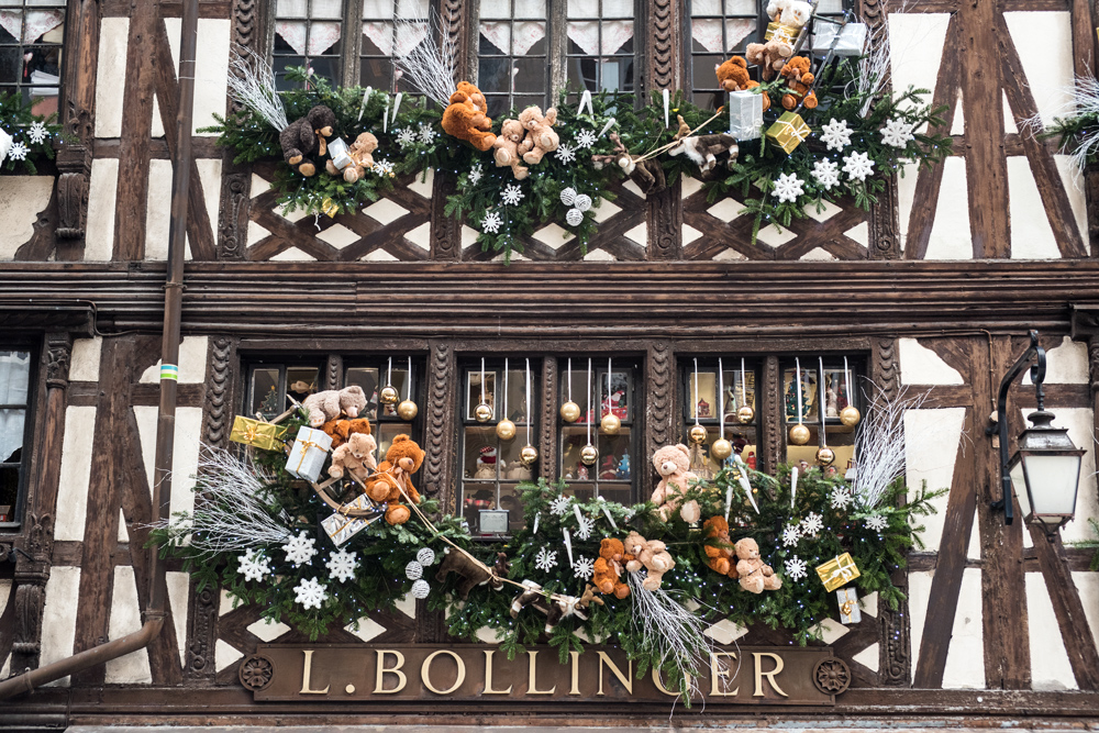 Les Decoration Noel A Romilly Sur Seine