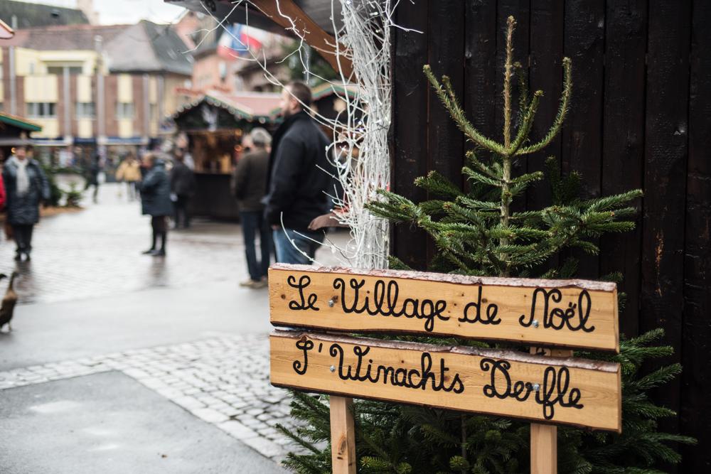 Marché de Noël de Sélestat