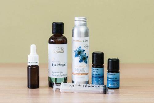 Soin anti-imperfections à l'huile de jojoba et de nigelle