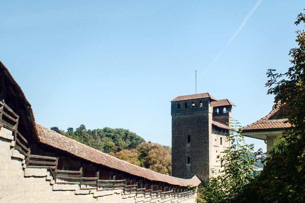 Fribourg – Porte de Morat