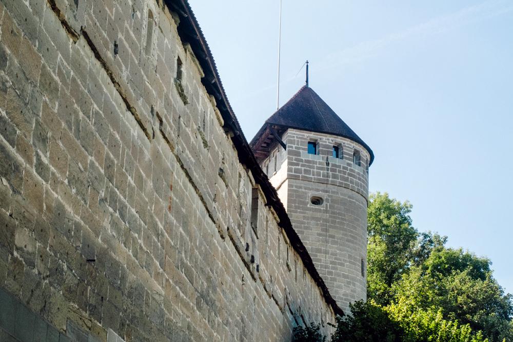 Fribourg – Derrière les remparts