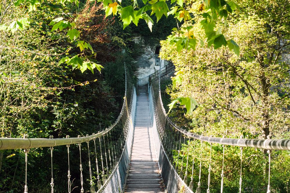 Fribourg – Passerelle des Neigles