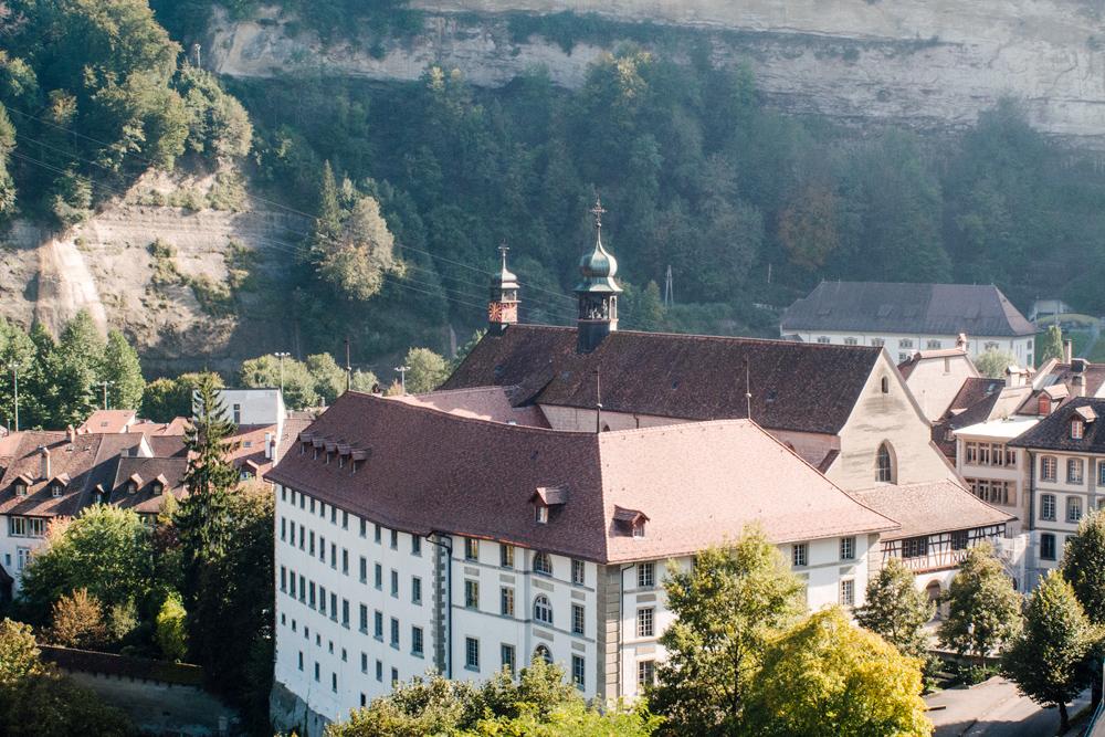 Fribourg – Eglise des Augustins