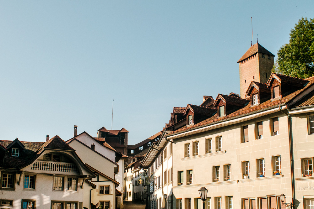 Fribourg – Rue des Forgerons