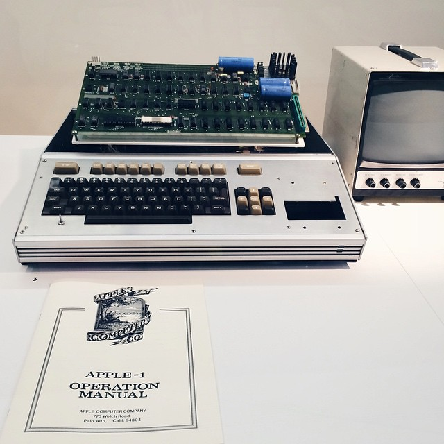 Apple-1, Musée de la Communication de Berne
