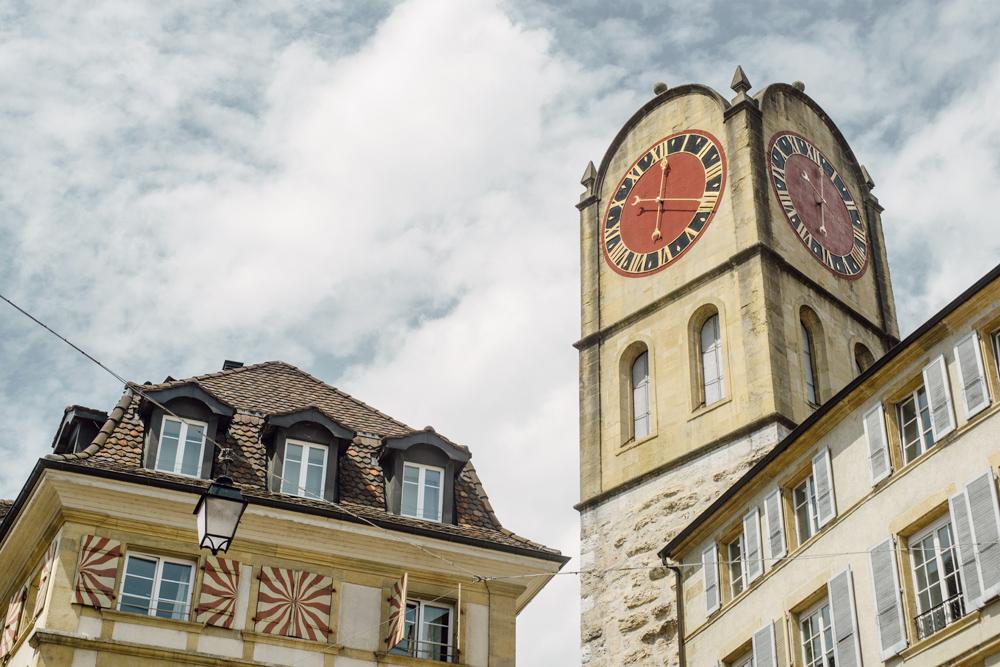 Neuchâtel – Tour de Diesse