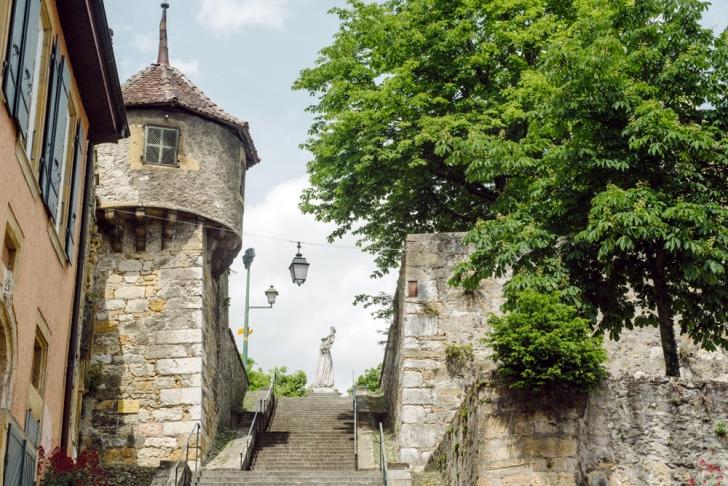Neuchâtel – Vieille ville