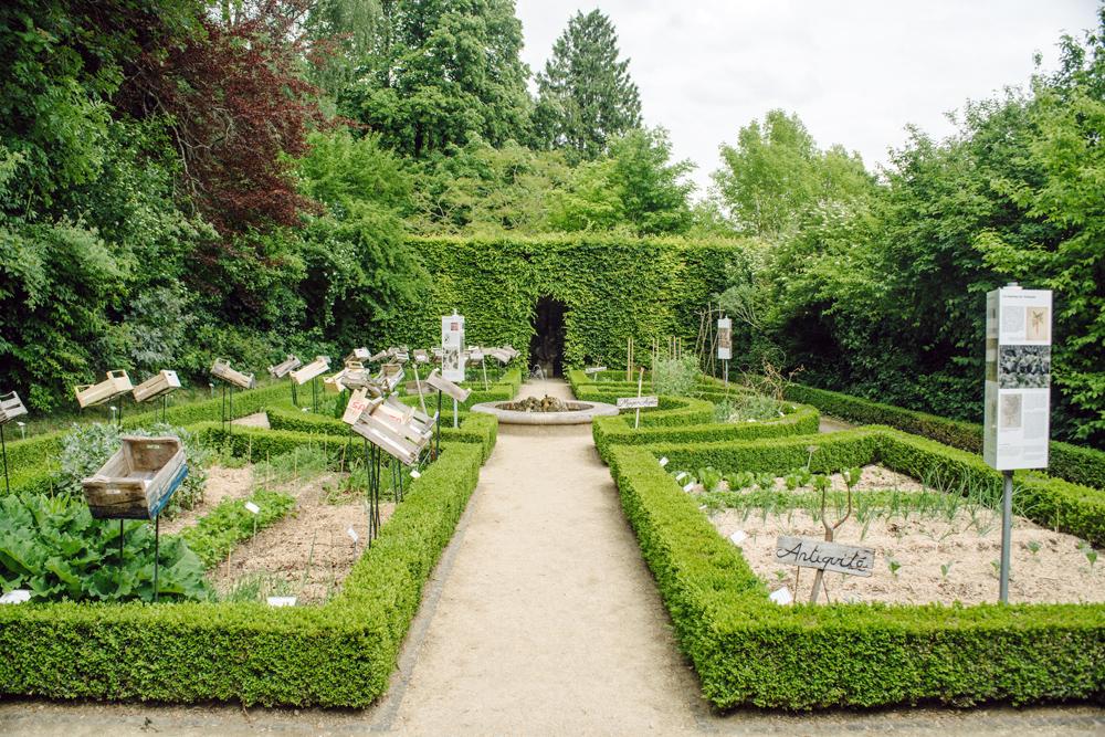 Neuchâtel – Jardin botanique – Le jardin à thèmes
