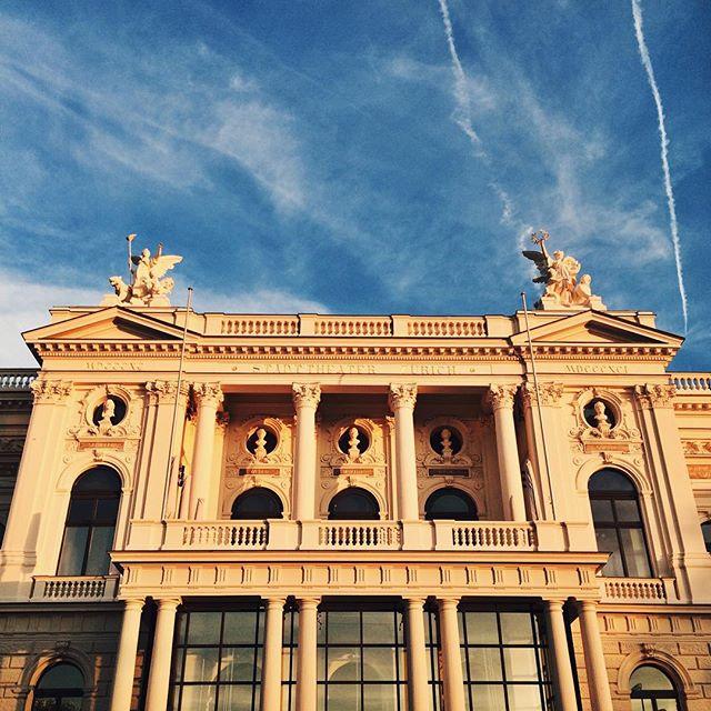 Z!urich Opernhaus