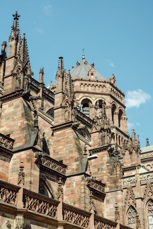 Strasbourg – Cathédrale Notre-Dame