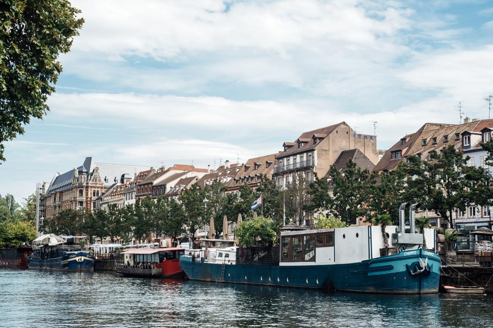 Strasbourg – Le long de l'Ill