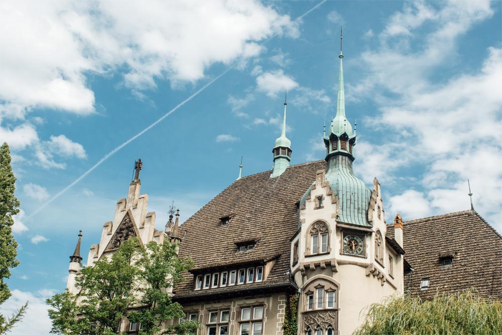 Strasbourg – Lycée des Pontonniers