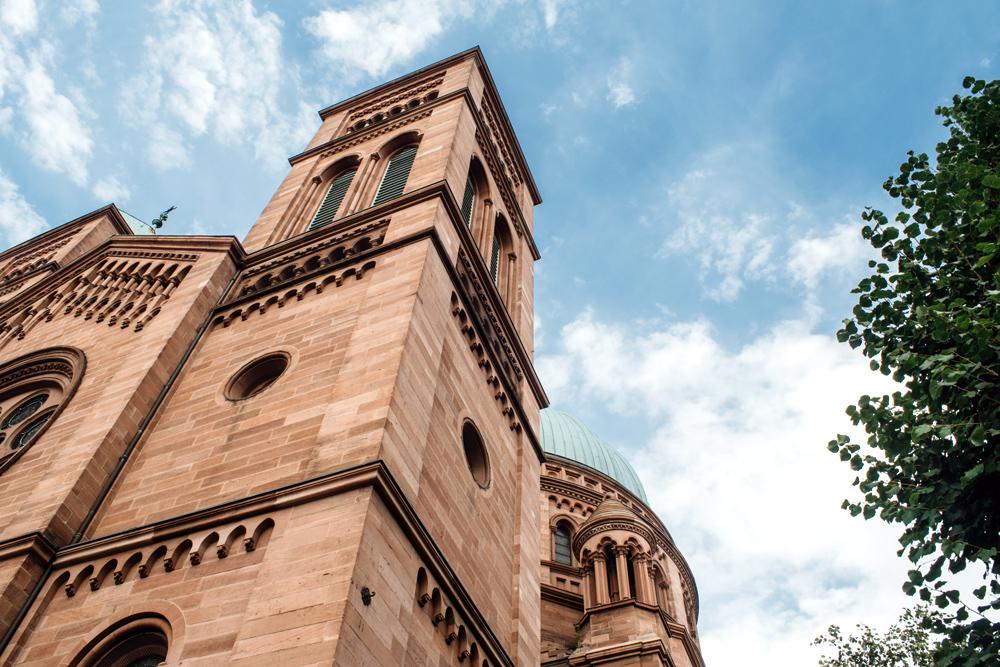 Strasbourg – Eglise catholique Saint Pierre le Jeune