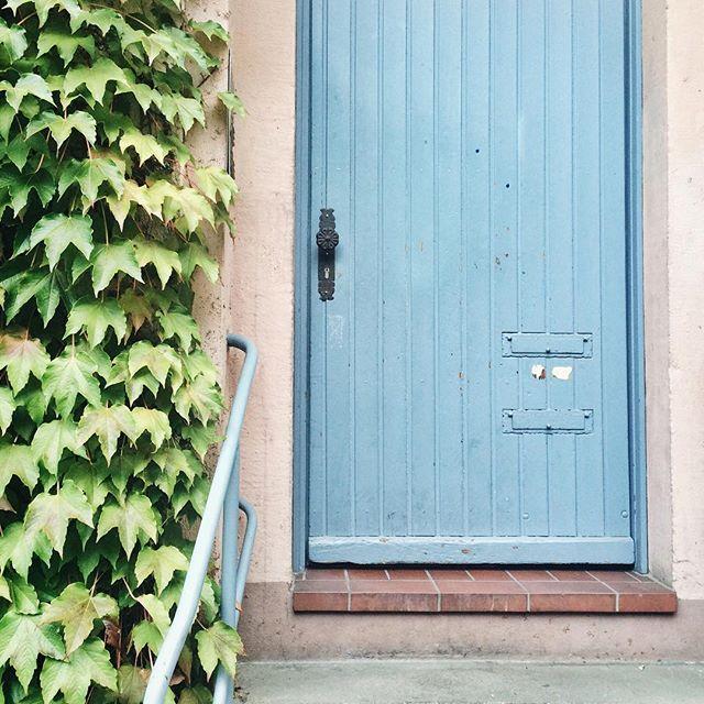Les rues mignonnes du vieux Freiburg