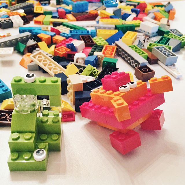 Les constructions Lego de la Smashing Conf