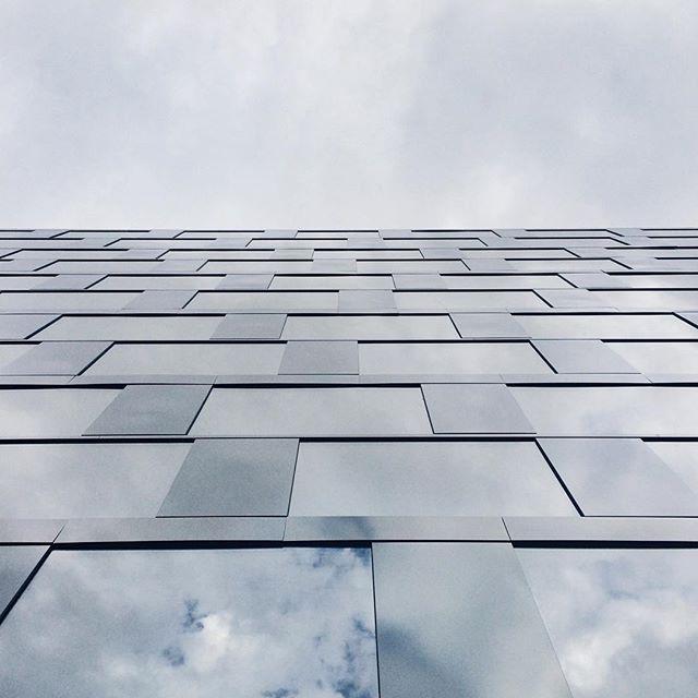 Le magnifique nouveau bâtiment de la bibliothèque universitaire de Freiburg