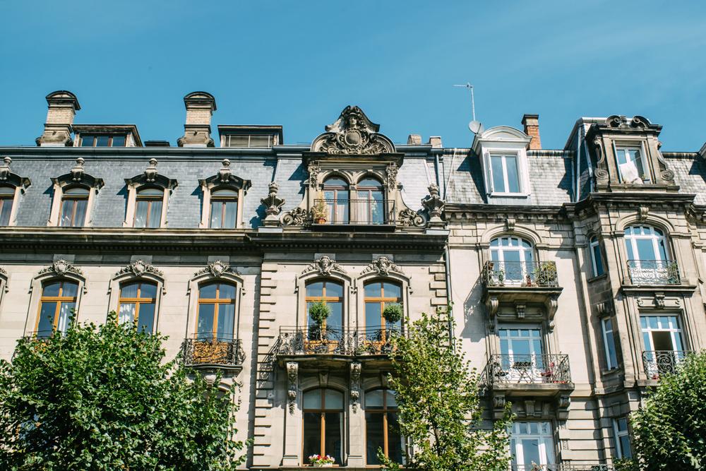 Strasbourg – Quartier impérial