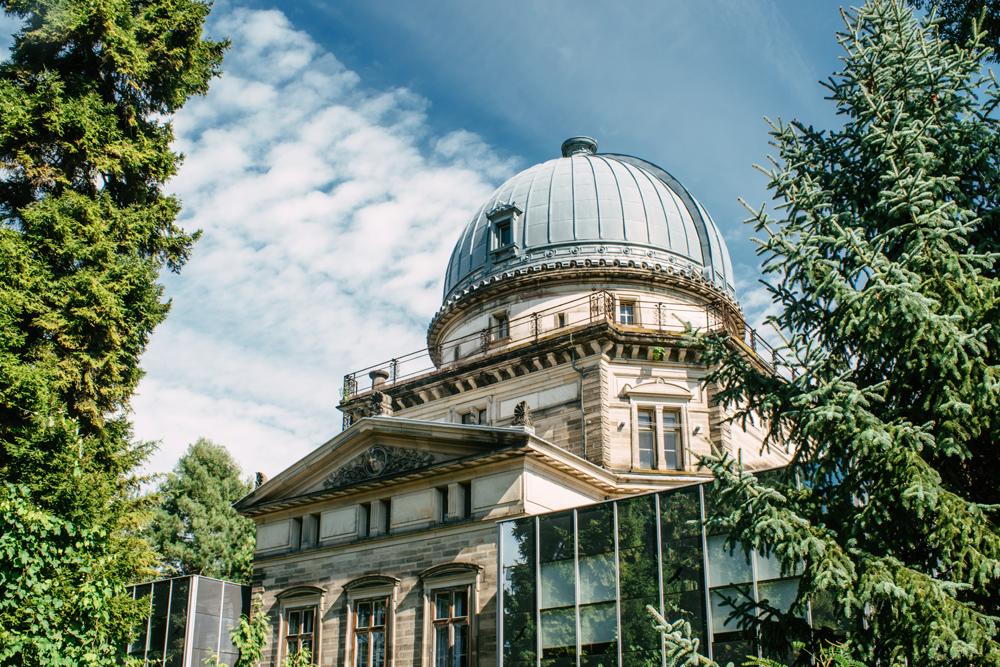 Strasbourg – Observatoire astronomique