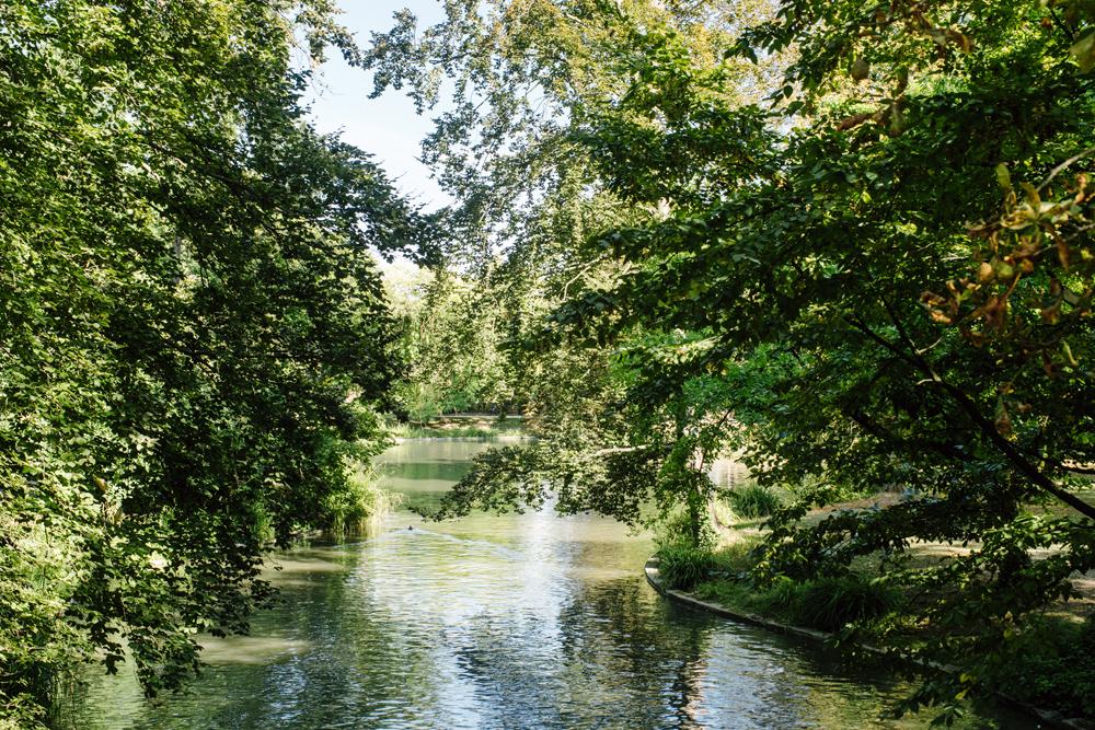 Strasbourg – Parc de l'Orangerie