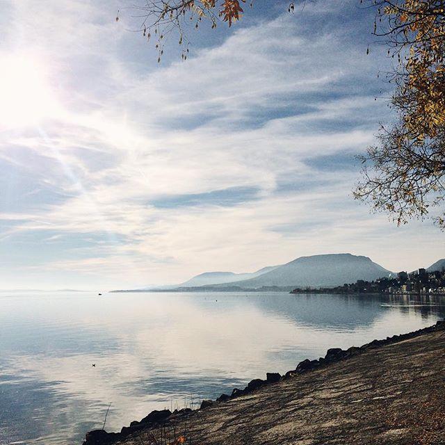 Mon joli lac, encore et toujours