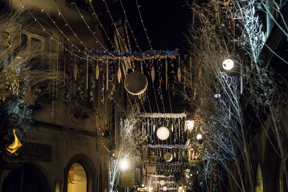Marché de Noël de Strasbourg – Rue des Orfèvres