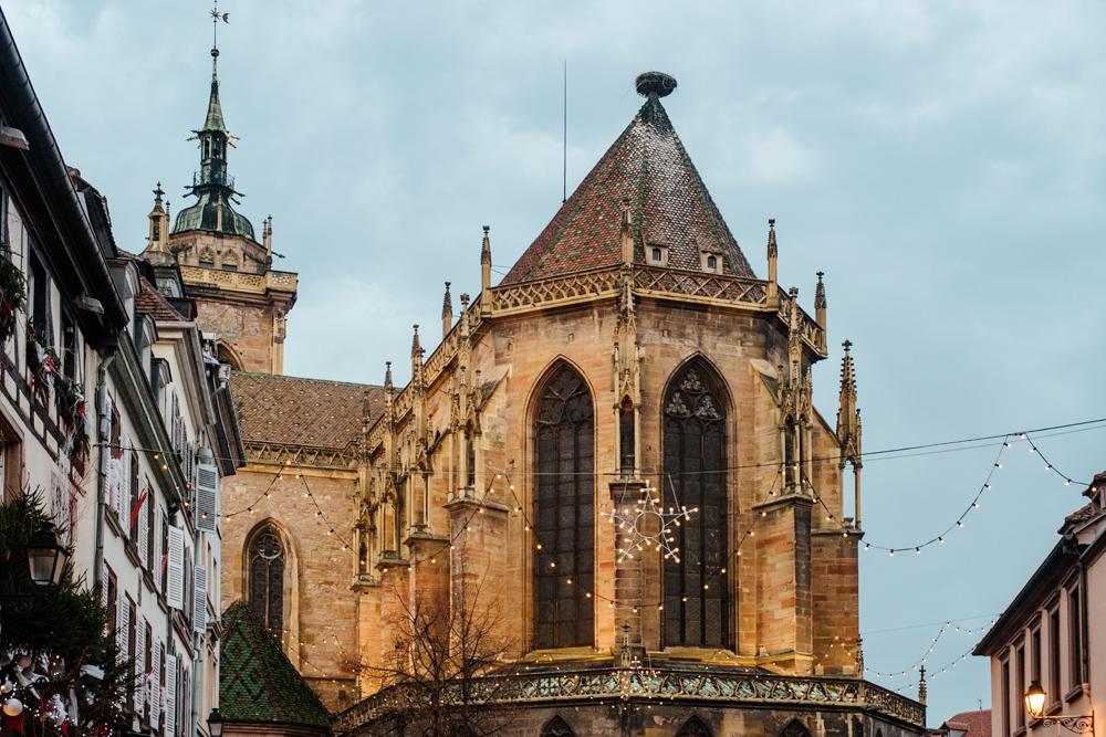 Colmar – Collégiale Saint-Martin