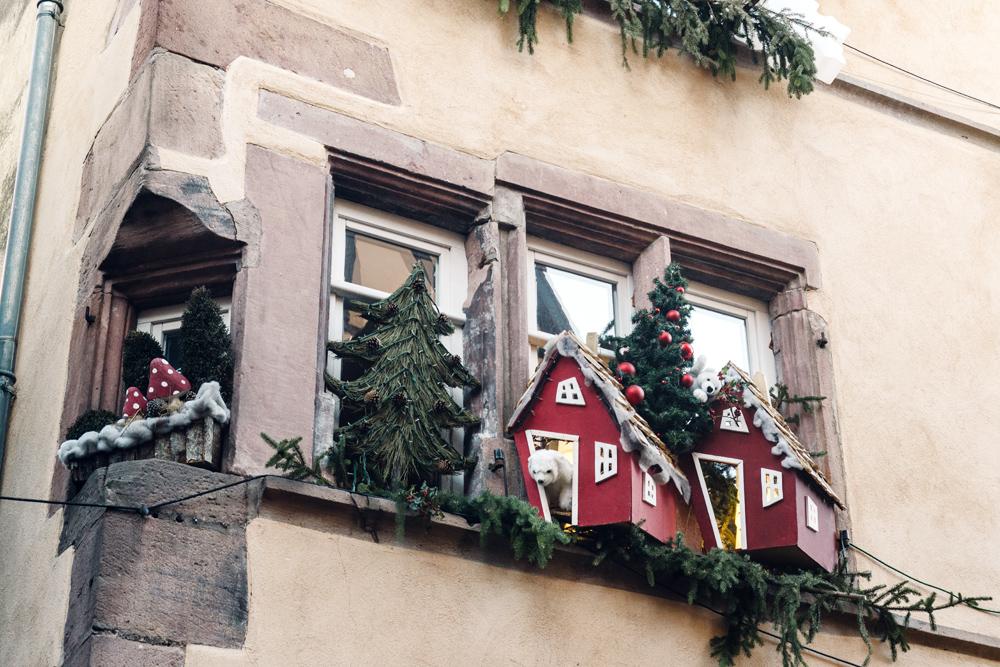 Marché de Noël de Kayserberg