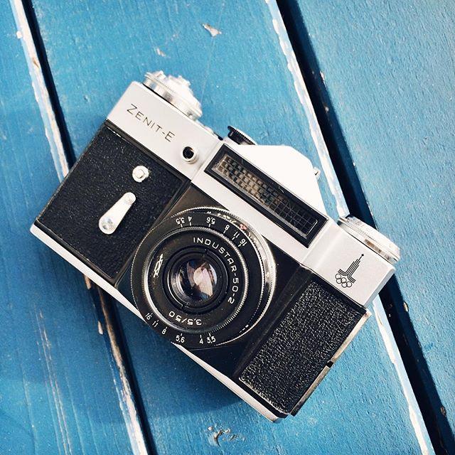 Première sortie pour mon petit appareil photo communiste