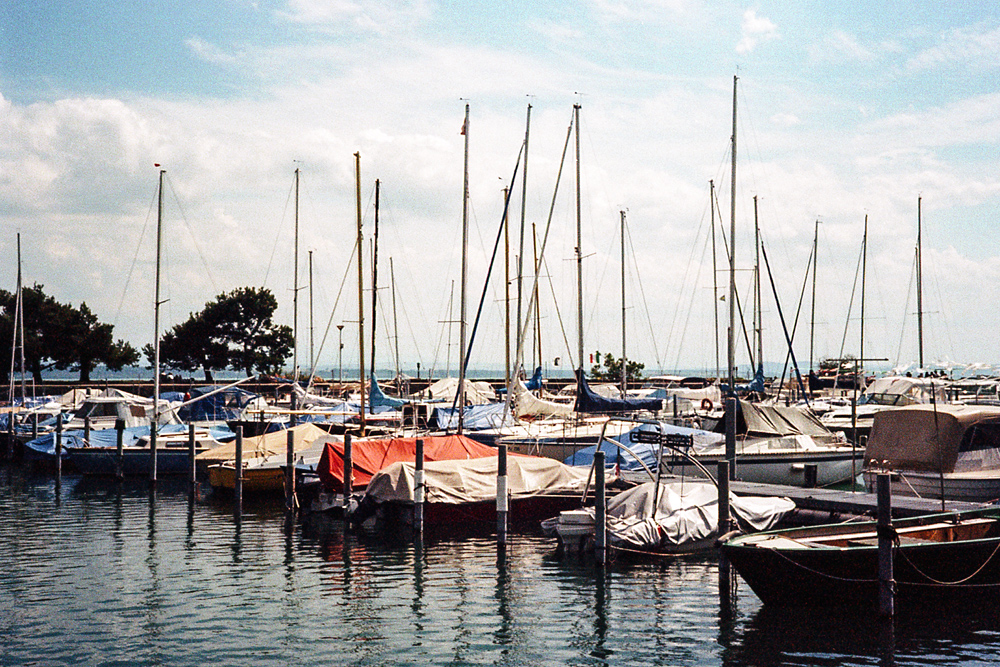 Rollei 35s – Port de Neuchâtel