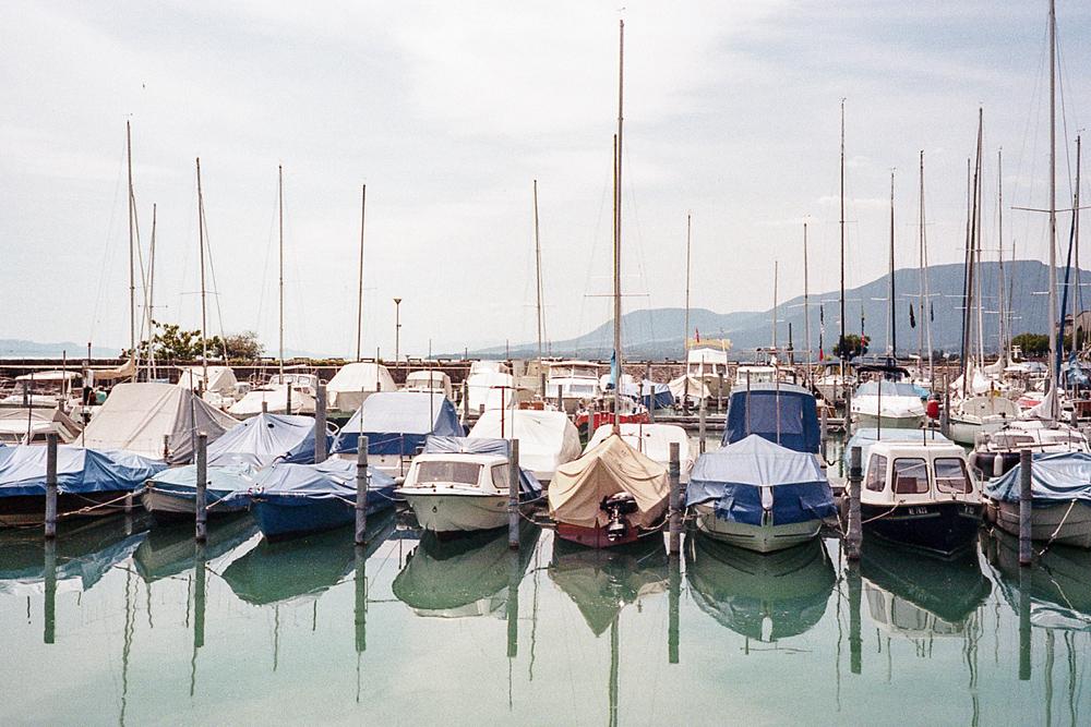 Rollei 35s – Port des Jeunes Rives, Neuchâtel