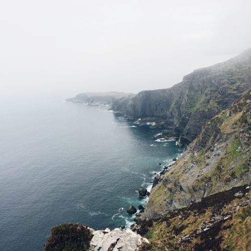 Road trip en Irlande – The Fogher Cliffs, Valentia Island