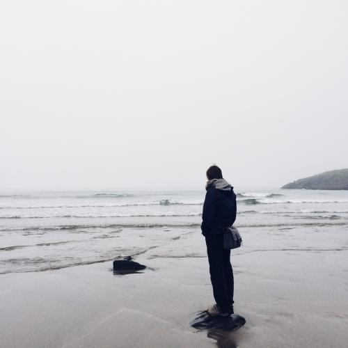 Road trip en Irlande – St Finians Bay