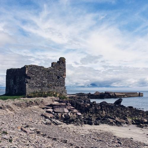 Road trip en Irlande – Ballinskelligs Castle