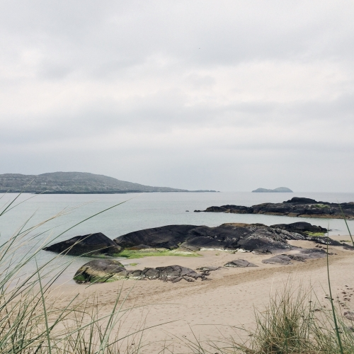 Road trip en Irlande – Derrynane beach