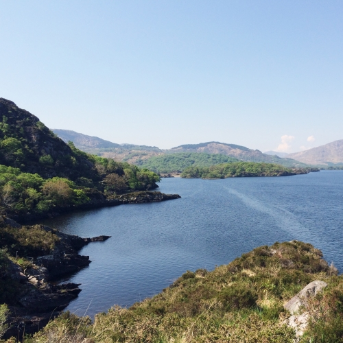 Road trip en Irlande – Muckross Lake, Killarney National Park