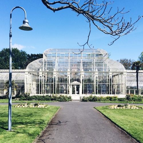 Road trip en Irlande – National Botanic Gardens, Dublin