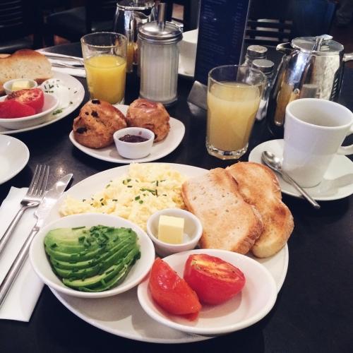 Road trip en Irlande – Vegetarian irish breakfast