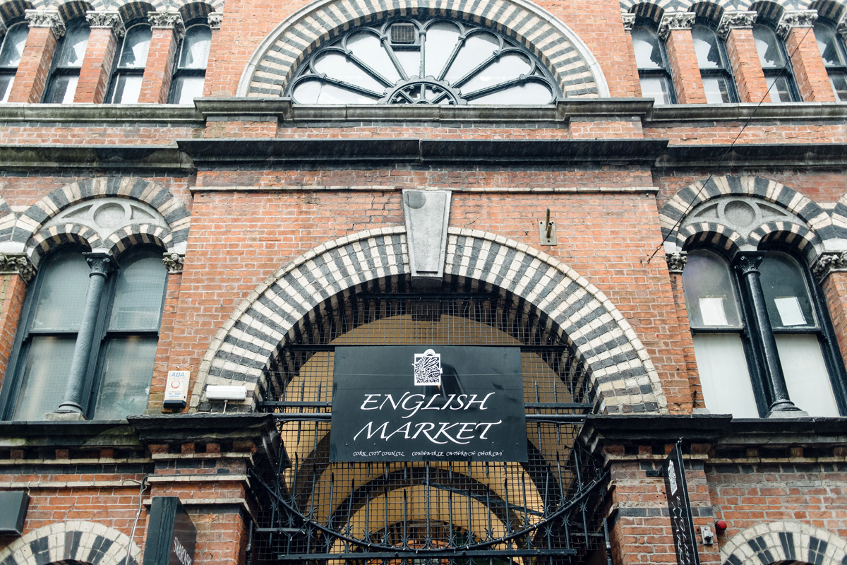 Cork – The English Market