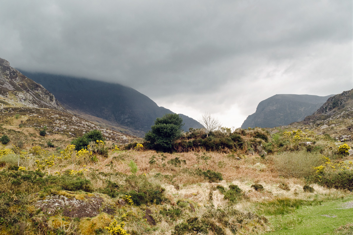 The Gap of Dunloe – Ring of Kerry, Irlande