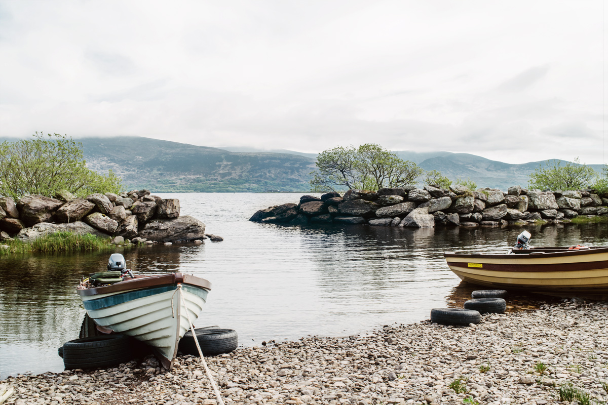 Lough Currane – Ring of Kerry