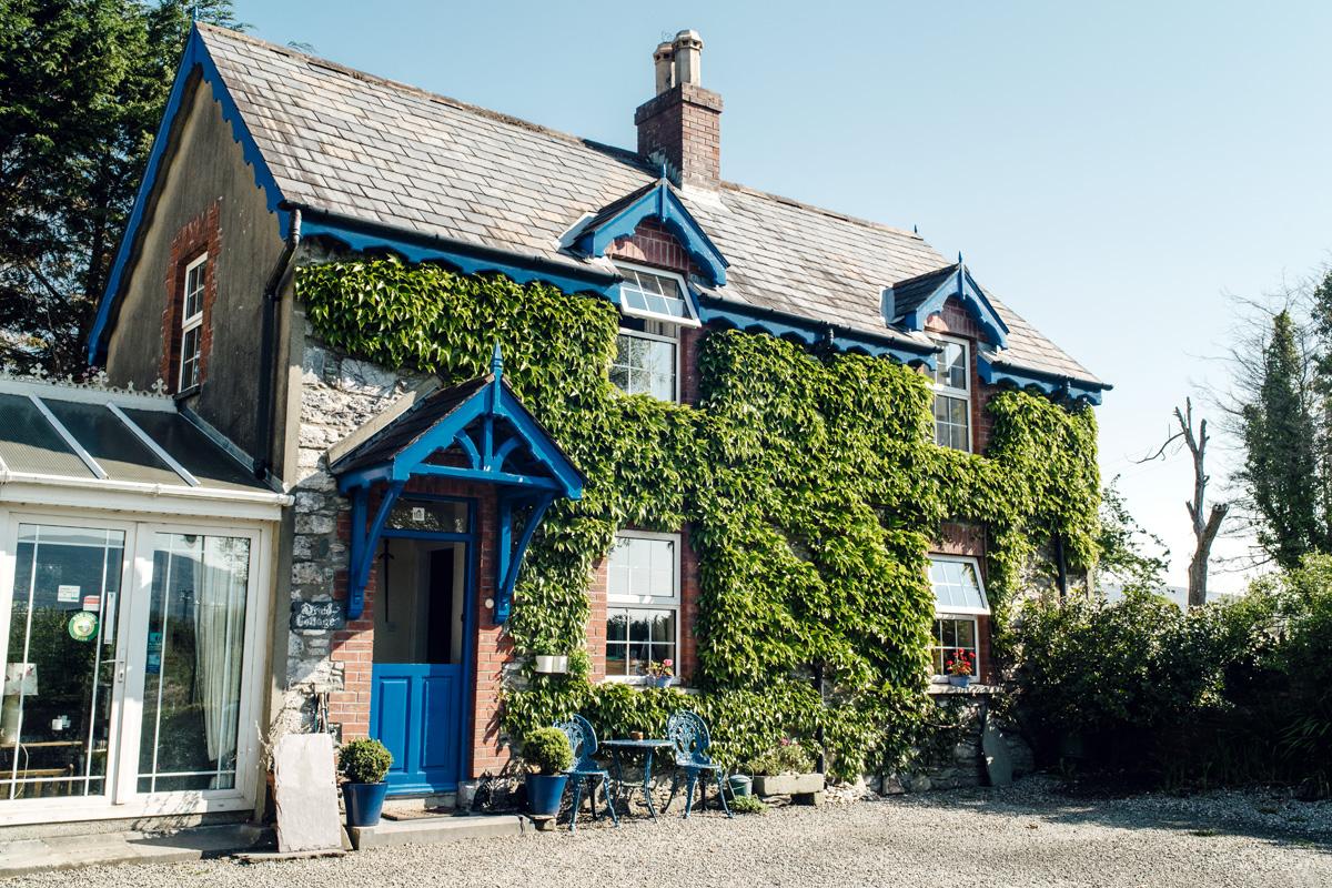 Road trip en Irlande – Druid Cottage –Bed & Breakfast à Kenmare