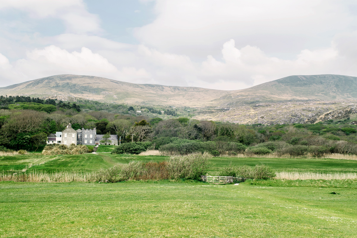 Derrynane House, Caherdaniel – Irish Road Trip