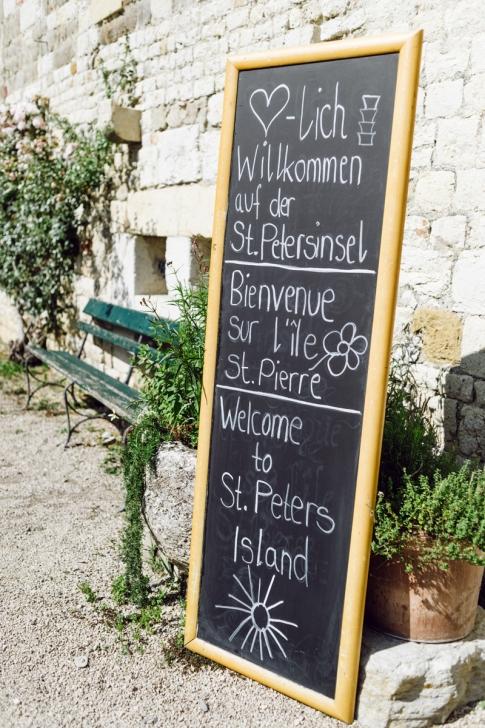 Promenade sur l'Île Saint-Pierre, le Cloître
