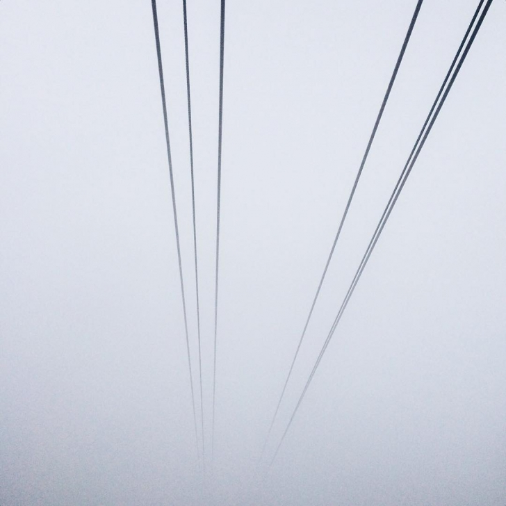 Plongée dans le brouillard