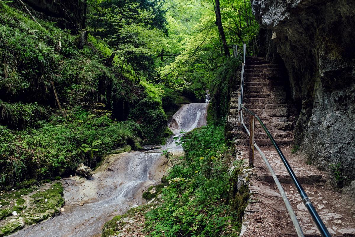 Gorges de Douanne – Twannbachschlucht