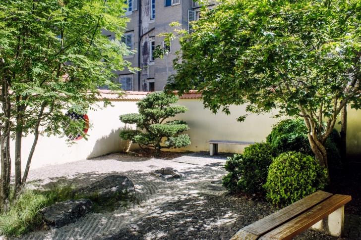 La Chaux-de-Fonds –Jardin Japonais