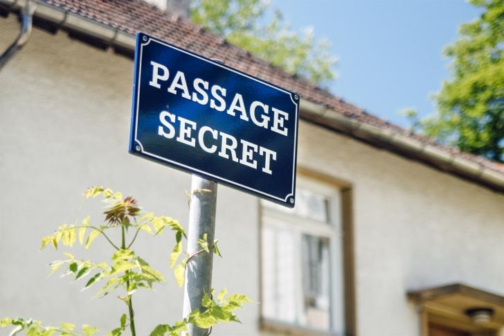 La Chaux-de-Fonds –Passage secret